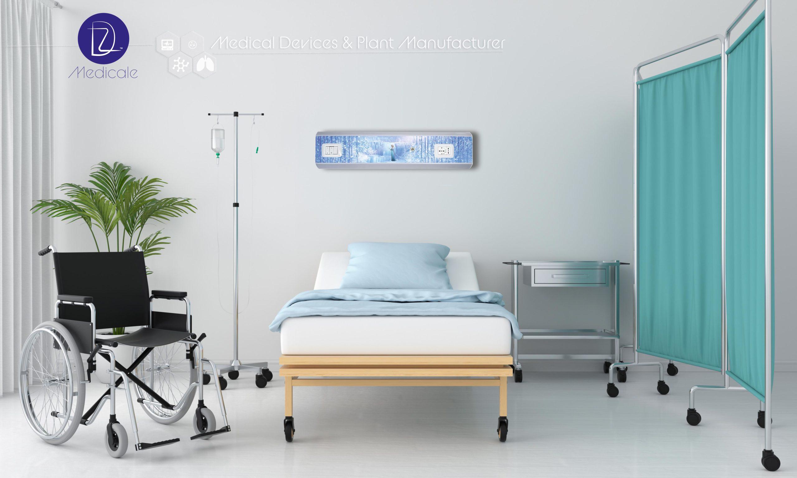DZ Medicale - BHU Viola custom 3