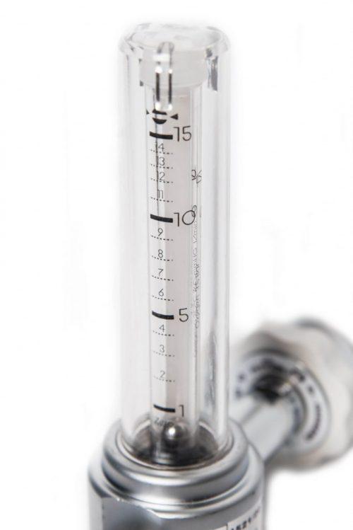 DZ Medicale - Flowmeters - Flussometro dettaglio2