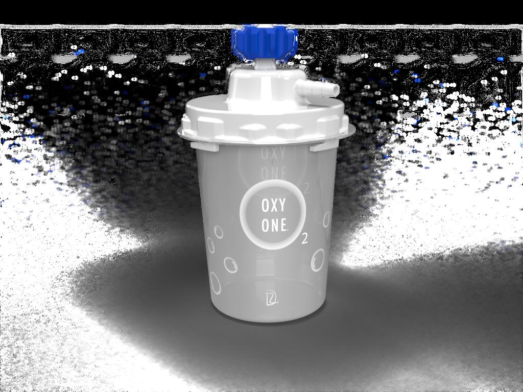 dz medicale  - oxyone front